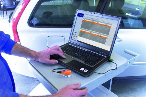 Диагностика автомобиля компьютером