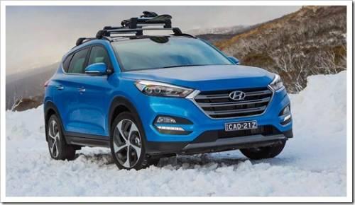 Hyundai Tucson: технические характеристики