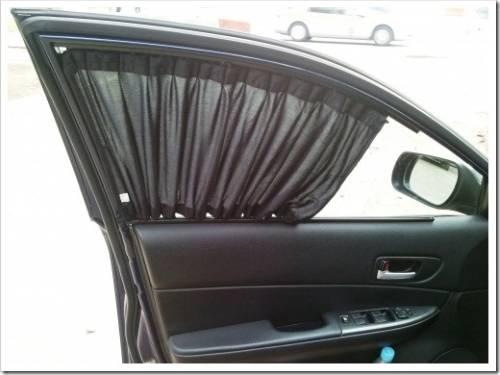 Зачем стоит покупать автомобильные шторки на окна?