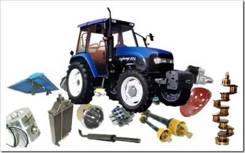 Где купить запчасти для трактора?
