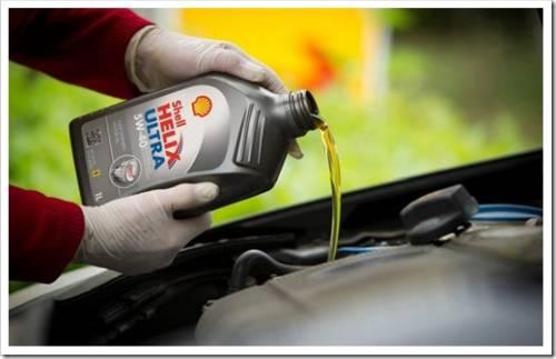 Для каких моторов лучше всего использовать масло Shell 5w40?