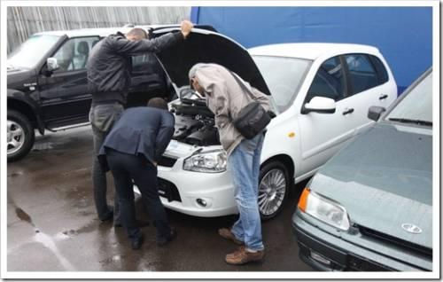 Как правильно купить машину с рук?