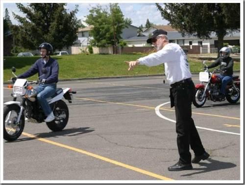 Как научиться управлять мотоциклом