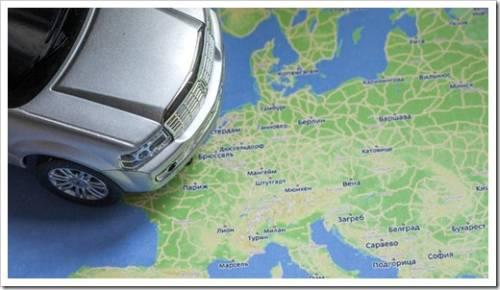 Как оформляется автостраховка зеленая карта в Украине?