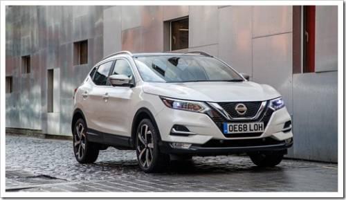 Nissan Qashqai 2019: технические характеристики