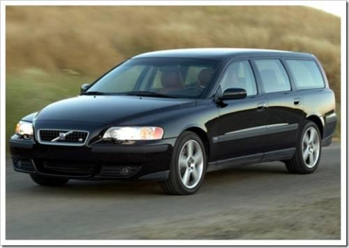 Volvo v70 — технические характеристики