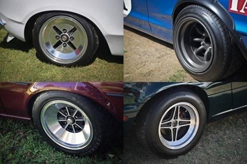 Грамотный выбор колёсных дисков