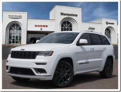 Jeep Grand Cherokee 2018 — технические характеристики