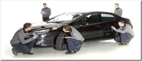 Как происходит оценка стоимости автомобиля