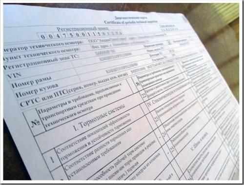 Обзор услуг получения диагностической карты Техосмотра ОНЛАЙН от компании mytexosmotr.pro