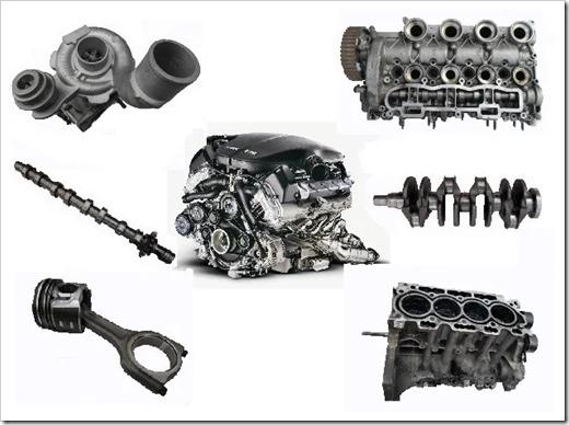 Какие запчасти требуются на Mercedes Sprinter w901 – 906?