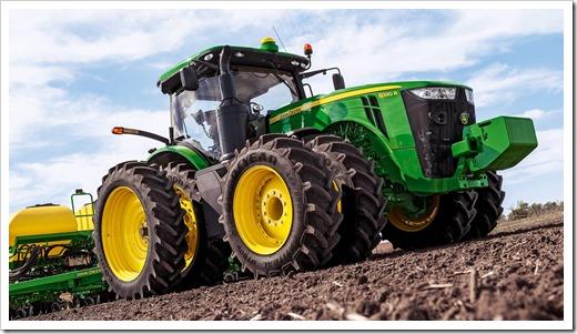 Виды запчастей для тракторов John Deere