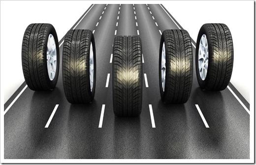 Основные виды автомобильных шин