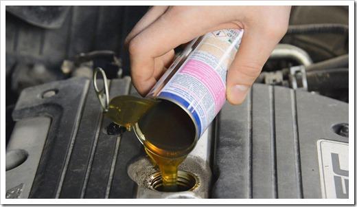 Три способа промывки автомобильного двигателя