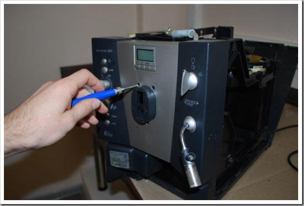 Частые неисправности кофемашины и их ремонт