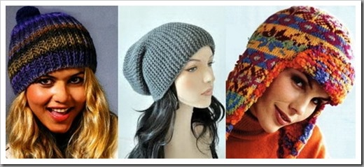 Виды женских шапок и их названия
