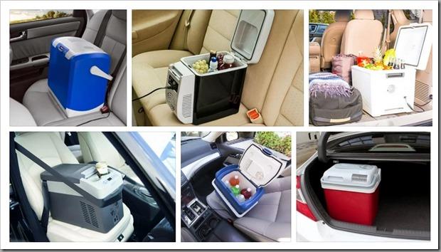 Как выбрать автохолодильник в машину