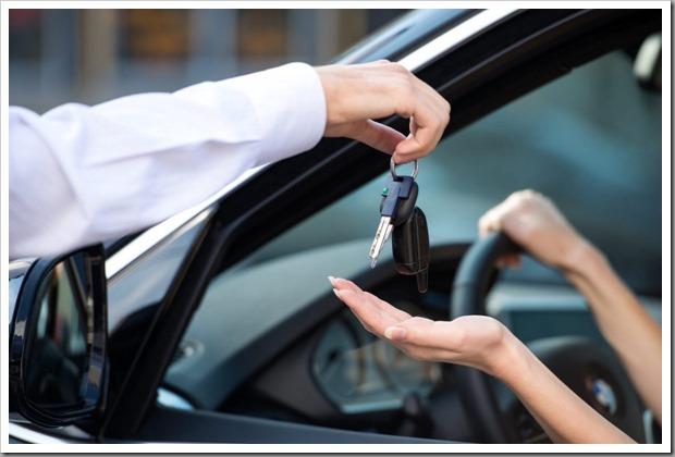 Как арендовать автомобиль в Украине