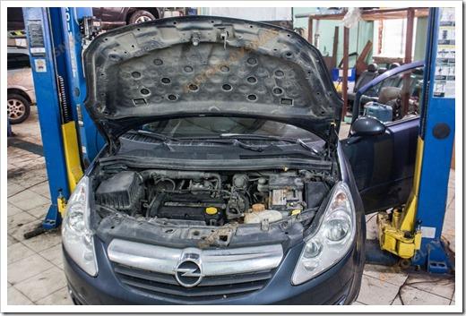 Особенности техобслуживания и ремонта автомобилей Опель