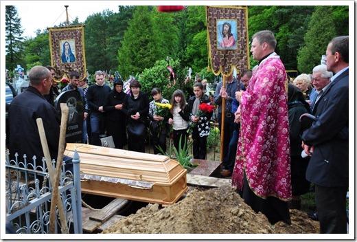 Как проходит организация похорон?