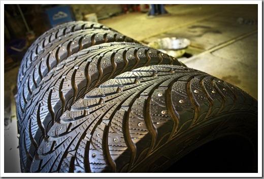 Виды и характеристики зимних шин Гудиер и где их производят