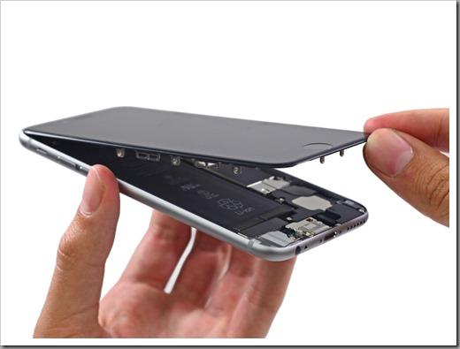 Как заменить дисплей на Айфон 6
