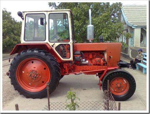 Трактора ЮМЗ 6 — описание и технические характеристики