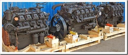 Какие двигатели ставятся на Камаз и их характеристики