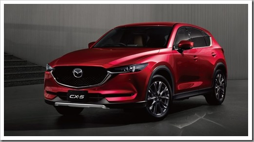 Новый Mazda CX-5 — обзор автомобиля и его характеристик