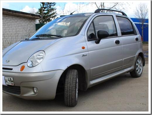 Daewoo Matiz Best — «зэ бест» из недорогих малолитражек?