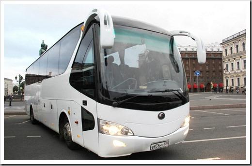 Как правильно арендовать автобус с водителем