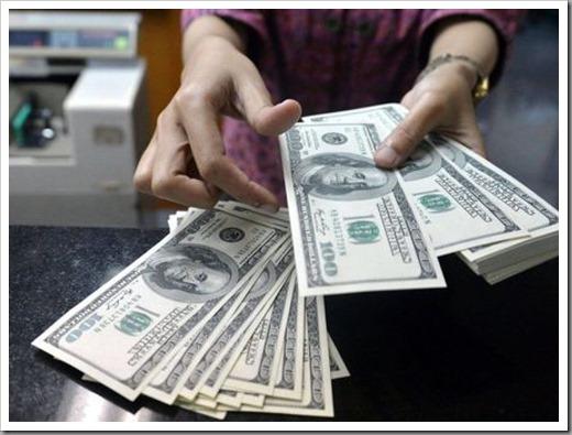 Как безопасно обменять крупную сумму валюты