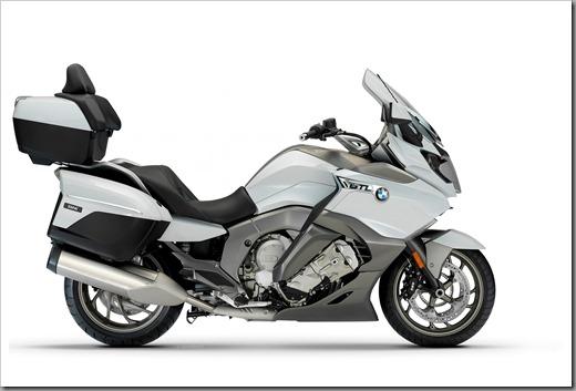 Новый BMW K 1600 GTL — обзор мотоцикла и его характеристик