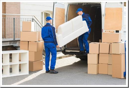 Який транспорт потрібен для переїзду