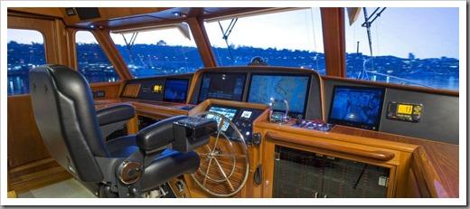 Разновидности яхтенного оборудования и приборов