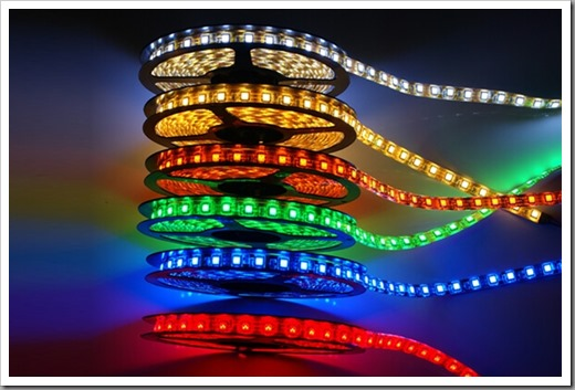 Виды светодиодных лент и как выбрать
