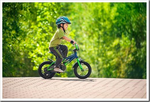 Как выбрать детский велосипед от 5 лет