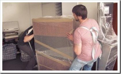Как перевозить мебель при переезде