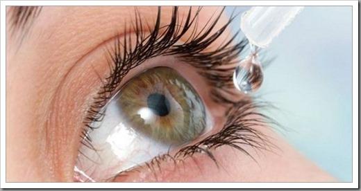 Какие капли капать при ношении контактных линз для увлажнения глаз