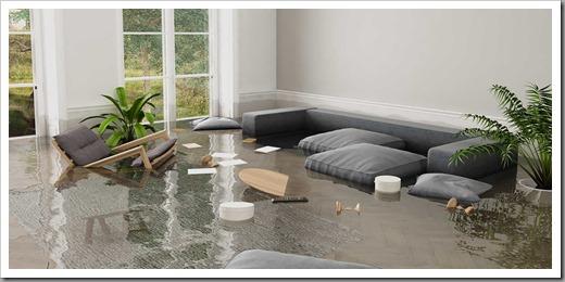 Как застраховать квартиру от затопления и ущерба