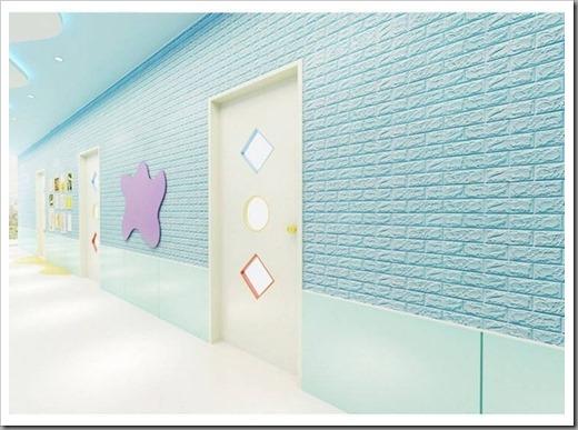 Из чего сделаны самоклеющиеся 3Д панели для стен